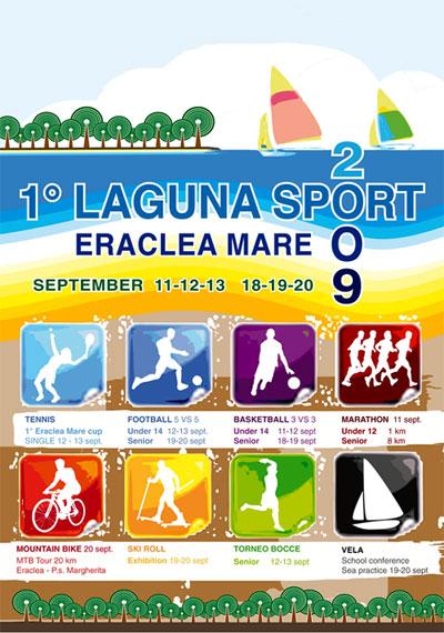 1° Laguna Sport 2009 Eraclea Mare